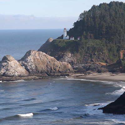 Haceta Head Lighthouse Oregon